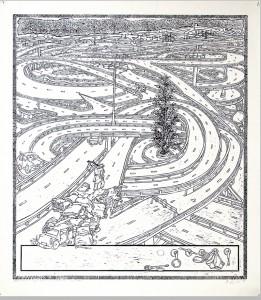 Autostrady. Linoryt